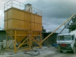 2010 - RMX first Foundation less Horizontal silo for Fly ash application.