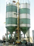Wide range of feeding capacity for no of silos through WAM make Vertical screw conveyor feeding s